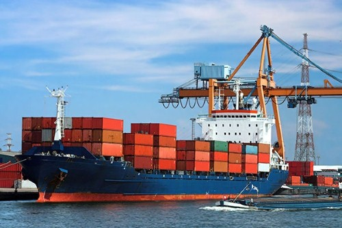 Sử dụng container trong vận tải đường biển