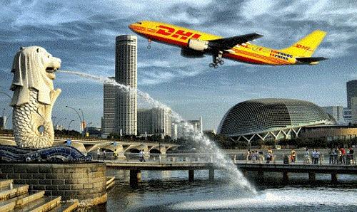 Dịch vụ chuyển phát nhanh rút ngắn khoảng cách Việt Nam Singapore