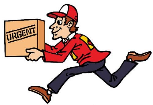 Có nhất thiết phải dùng dịch vụ chuyển phát nhanh đi nước ngoài hay không?