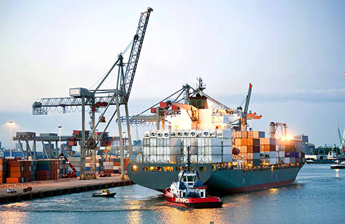 Vận chuyển hàng hóa bằng đường biển an toàn