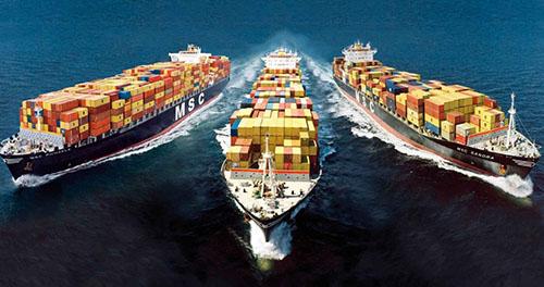 Hoạt động vận tải hàng hóa đường biển hiện nay