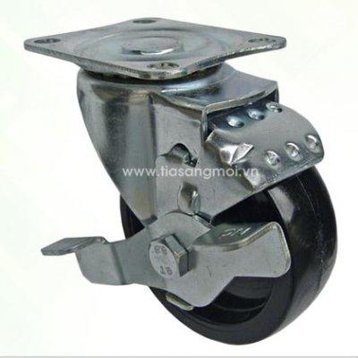 Đặc điểm của loại bánh xe đẩy hàng chịu tải tốt