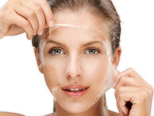 Cách dùng mặt nạ lột nhẹ an toàn hiệu quả