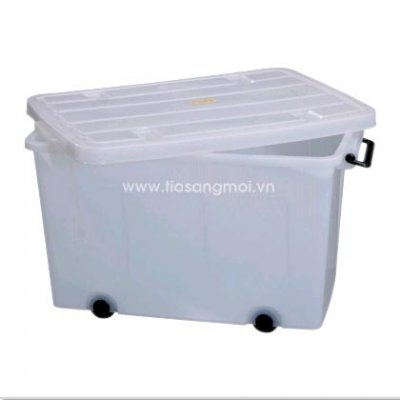 Tổng hợp các mẫu thùng nhựa có nắp trên thị trường